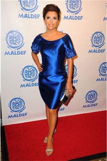 Elbisenin yeni rengi: Kobalt